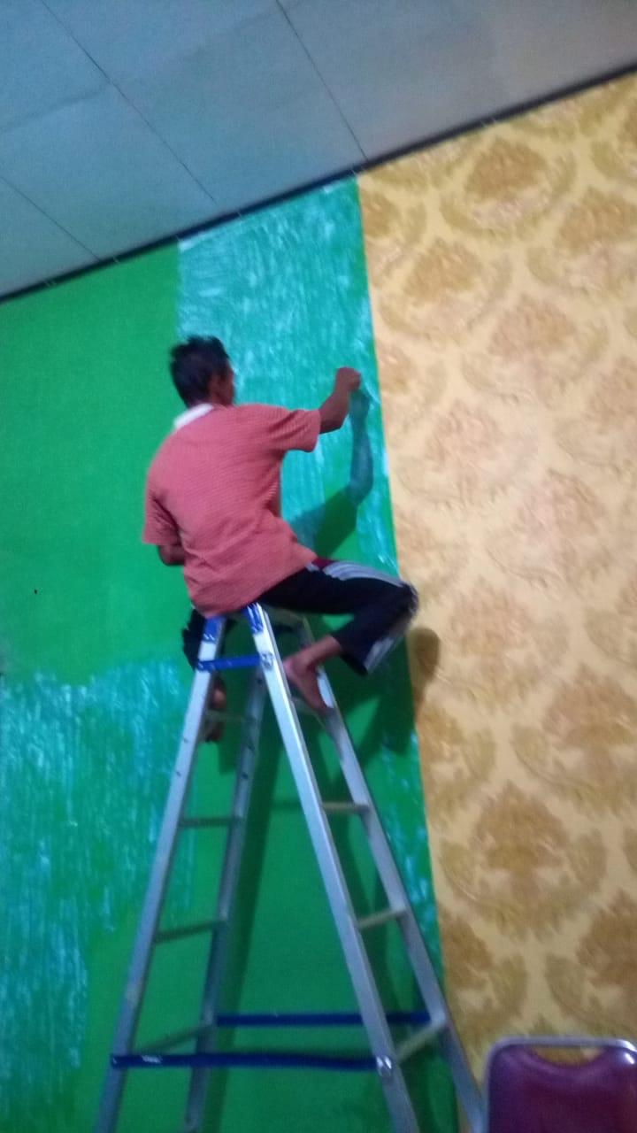 Jasa Pasang Wallpaper Cikampek